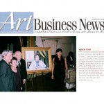 Art Business News, January 2008, Gallery Section