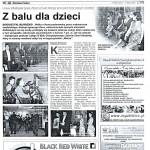 """Bienkowski, Boguslaw. """"Z balu dla dzieci"""". Euroregio Glacensis, February 15, 2012, Poland"""