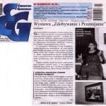 """Zajac, Kasia. """" Wystawa 'Zdobywanie i Przemijanie,'"""" Euroregio Glacensis, Klodzko, Poland, October 2012"""