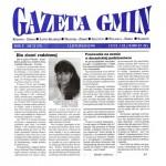 """Jaskiewicz, Boleslaw. Gazeta Gmin. """"Dla ziemi rodzinnej."""" 11-1996."""