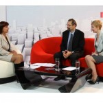 Interview on New York Polish TV station NDTV on January 15, 2013