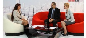 Interview on New York Polish TV station NDTV on January 15, 2013