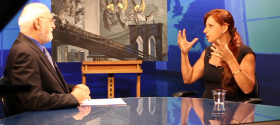 TV Interview at US Polsat (WNYE) that aired on September 9, 2011